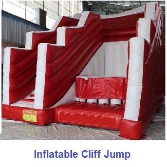 Cliff Jump - Inflatables WV - Bounce House WV - Quantum Party Rentals
