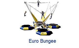 Euro Bungee - Inflatables WV - Bounce House WV - Quantum Party Rentals