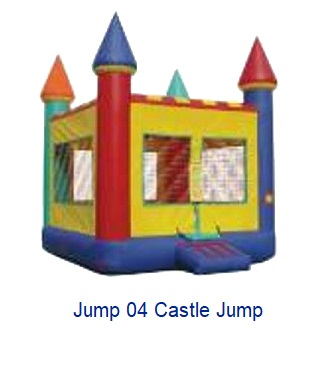Castle Jump - Inflatables WV - Bounce House WV - Quantum Party Rentals