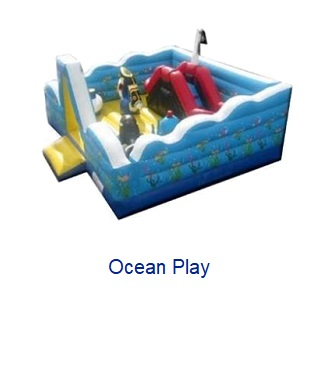 Ocean Play - Inflatables WV - Bounce House WV - Quantum Party Rentals
