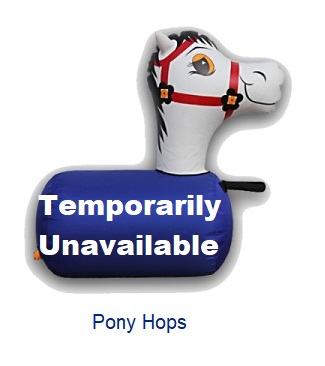 Pony Hops - Inflatables WV - Bounce House WV - Quantum Party Rentals
