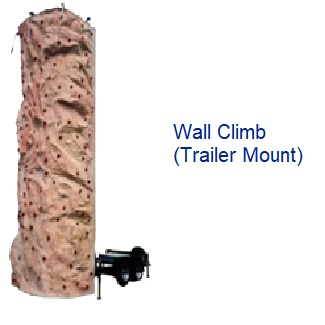 Wall Climb - Inflatables WV - Bounce House WV - Quantum Party Rentals