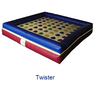 Twister - Inflatables WV - Bounce House WV - Quantum Party Rentals
