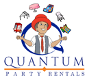 Quantum Party Rentals Logo